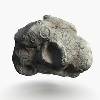asteroid 3d max
