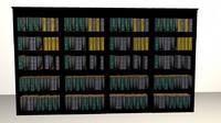Bookcase Black