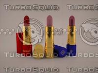 lipstick lightbox 3d max