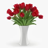 Tulips in Vase 5