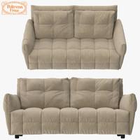 poltrona frau duvet sofa max