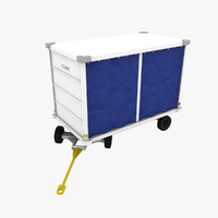 clyde 15f2950 baggage cart max