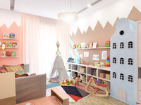 Children Interior Room