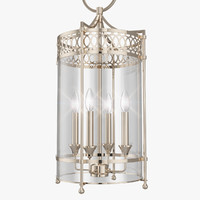 hudson valley amelia pendant light 3d model