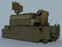 tor-m2km sa-15 3d model