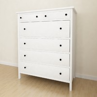Ikea Hemnes 6drawer chest