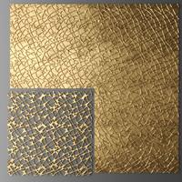 3d x panel lattice grille