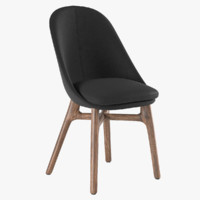Solo Dining Chair Neri&Hu