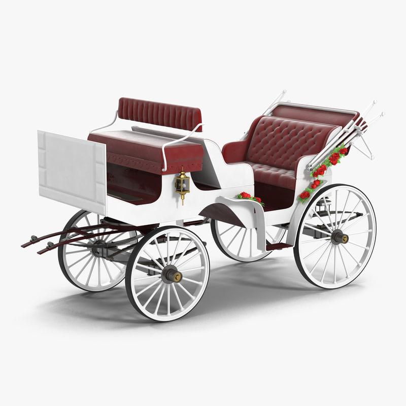 Wedding Carriage 3d model 01.jpg