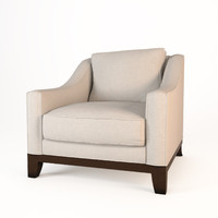 baker neue lounge chair max