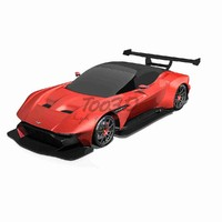 3d vulcan race model