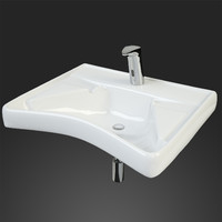 3d model disable sink