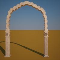 arch pillar max
