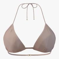 3d model bra