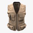 waistcoat 3D models