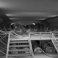 sci-fi reactor facility max