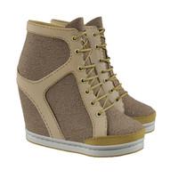 daim shoes 3d model