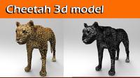 3d cheetah 2 :