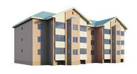 3-storey residential building