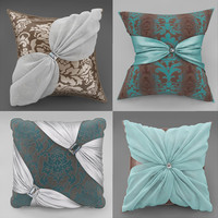 decor pillow 3ds