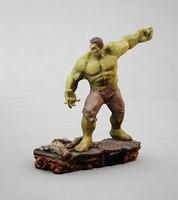 3d model of hulk