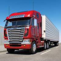 Freightliner Argosy US
