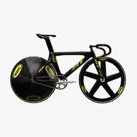 3d bt blade racing bike