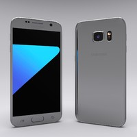 3d model samsung galaxy s7