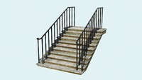 obj concrete steps