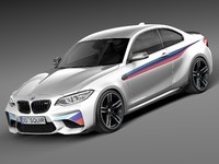 3d 2016 coupe bmw