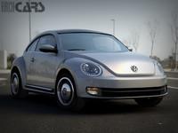 volkswagen beetle 3d max