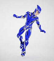 character robot 3d max