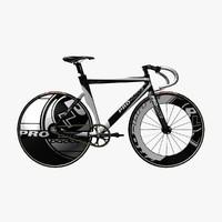 3d pro-lite trentino racing bike wheels