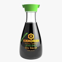 Kikkoman Soy Sauce Light