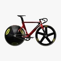 anchor pmh9 racing bike 3d model