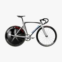 3d model of kalavinka wc racing bike