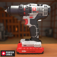 3d porter cable drill