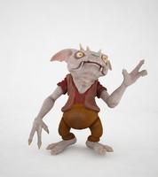 goblin challenge 3d model