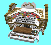 mighty wurlitzer 3d 3ds