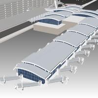 3d rdu airport