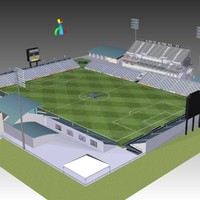 wake med soccer park 3d 3ds