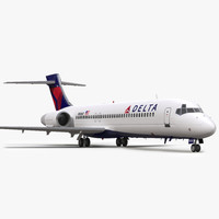 Boeing 717-200 Delta Air Lines