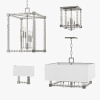 3d hudson valley alpine pendant lights