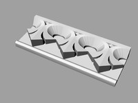 3d model relief cnc