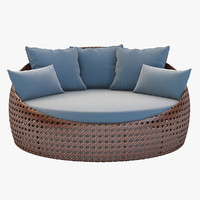 3d st martin wicker model