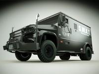 Generic SWAT Truck v3