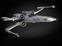 obj interior x-wing