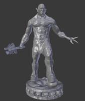 3d hobbit model