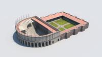 3d ancient roman