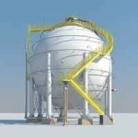 gas storage max